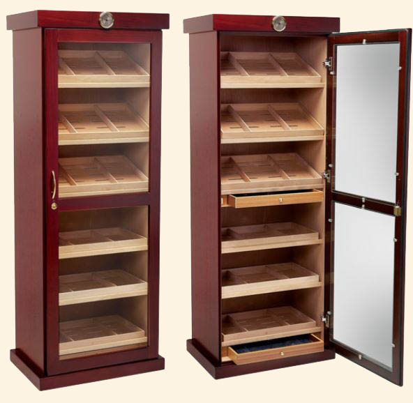 The Barbatus Humidor...2000 Ct..Backordered